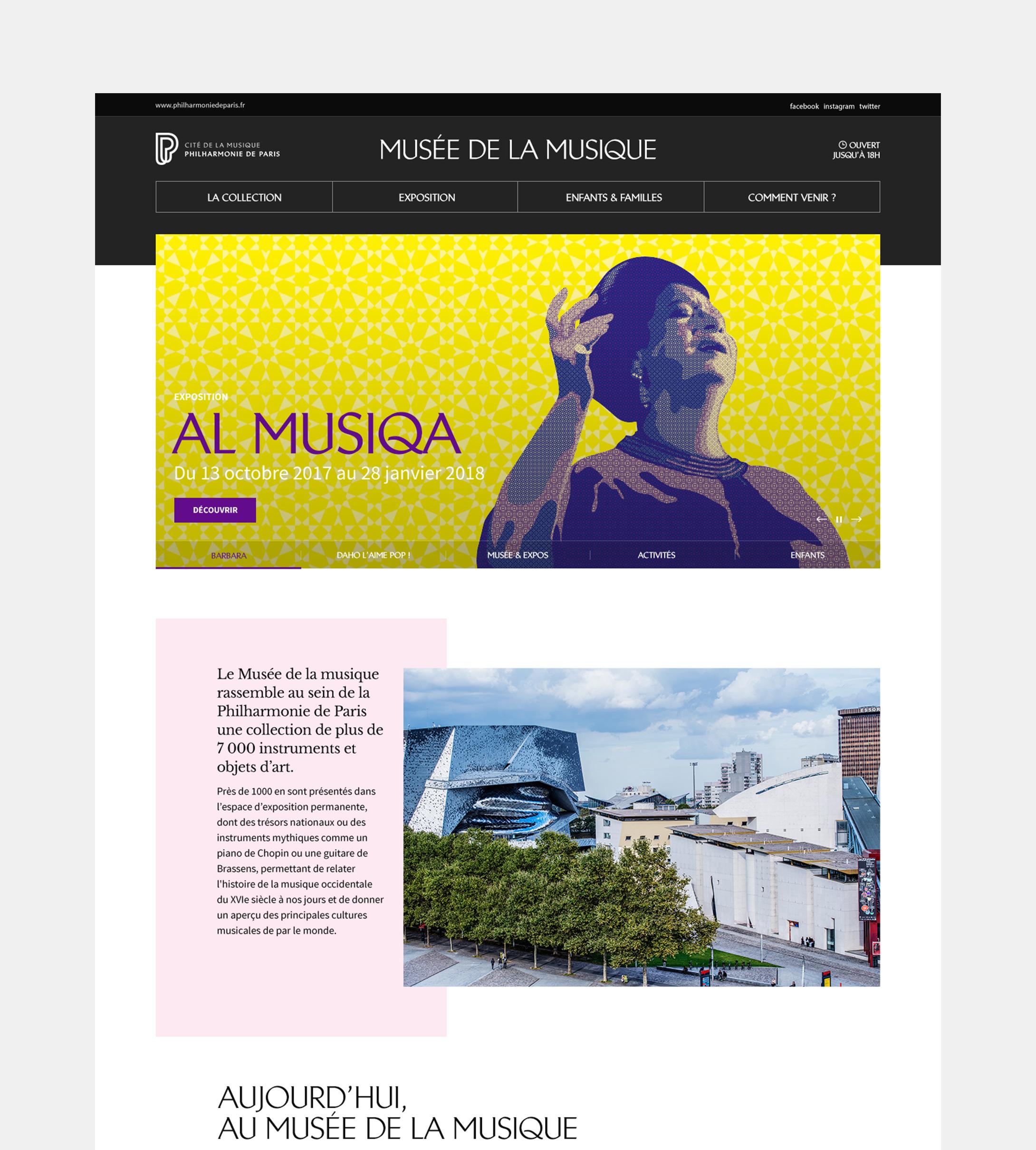 Musée de la Musique — Philharmonie deParis
